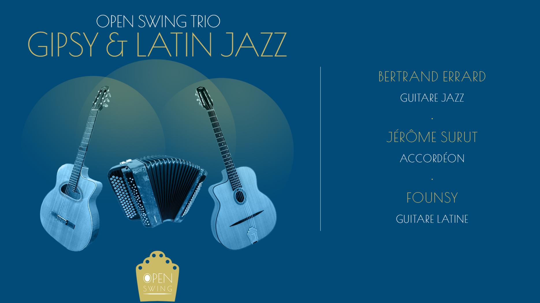 Openswing Gipsy & latin Jazz